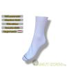 Classic pamut zokni - fehér 39-40