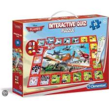 Clementoni Disney interaktív puzzle (35db) - Repcsik kreatív és készségfejlesztő