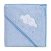 Clevamama babatörölköző kék felhős