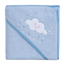 Clevamama babatörölköző kék felhős fogó