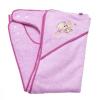 Clevamama babatörölköző mintás - rózsaszín