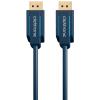 ClickTronic DisplayPort Összekötő Kék 7.5m 70714