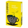 Clipper bio koffeinmentes citrom-gyömbér tea, 20 filter