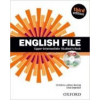 Clive Oxenden, Christina Latham-Koenig ENGLISH FILE 3E UPPER-INT STUDENT'S BOOK WITH ITUTOR