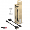 CLUB3D cac-hmd>dfd hdmi - dvi-i single link passive adapter