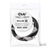 CLUB3D DisplayPort 1.4 HBR3 - DisplayPort 1.4 HBR3 2m kábel