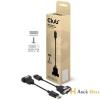 CLUB3D Displayport - DVI-D Single-Link active adapter CAC-1052