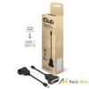 CLUB3D Mini Displayport - DVI-D passive adapter CAC-1100