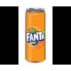 Coca cola Fanta 0.33l CAN Orange