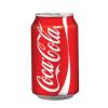Coca cola Üdítőital, szénsavas, 0,33 l, dobozos, COCA COLA KHI087