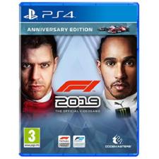 Codemasters F1 2019 Anniversary Edition Playstation 4 videójáték