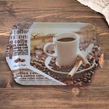 Coffe tálca, 39,5x29 cm konyhai eszköz