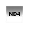 Cokin P121M Szürke átmenetes lapszűrő ND4