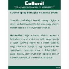Collonil Unisex CIPŐ ÁPOLÓ Strech spray bőrtágító hab