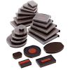 COLOP Bélyegző cserepárna -E/R40- FEKETE COLOP