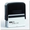 """COLOP Bélyegző,  """"Printer C 40"""", fekete cserepárnával"""