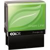 "COLOP Bélyegző, szó, COLOP ""Printer IQ 20/L Green Line"", Fizetve"