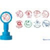 COLOP Motivációs bélyegző N43-kék kiváló KÉK
