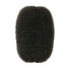 Comair kerek kontyalátét fekete hajjal