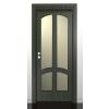 COMET 3/D, borovi fenyő beltéri ajtó 75x210 cm