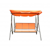 Comfort Kerti hintaágy, narancssárga