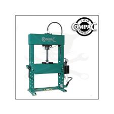 COMPAC Hydraulik Prés 50 t hidro-pneumatilus lábpedálos - gyors dugattyú - Compac FP 50 (FP50) pneumatikus szerszám
