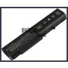 COMPAQ Business Notebook 6735b 4400 mAh 6 cella fekete notebook/laptop akku/akkumulátor utángyártott