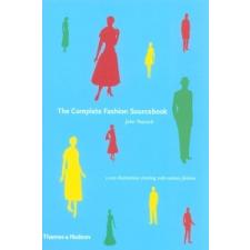 Complete Fashion Sourcebook – John Peacock idegen nyelvű könyv