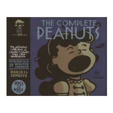 Complete Peanuts 1953-1954 – Charles M. Schulz idegen nyelvű könyv