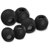 Comply Comfort Plus TSX-200 Black Assorted 3 Pair