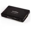 CoolBox Okos Kártyaolvasó CoolBox CRE-065 USB 2.0 Fekete