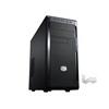 Cooler Master N300 táp nélküli fekete ATX ház