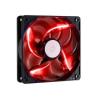 Cooler Master R4-L2R-20AR-R1 Sickleflow 12cm Piros LED rendszerhűtő (R4-L2R-20AR-R1)