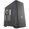 CoolerMaster MasterBox MB600L fekete - kék