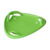 CorbySport Meteor 60 szánkó tányér  zöld