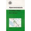Cordillera Real, Nord (Illampu) (Bolivien) turistatérkép - Alpenvereinskarte 0/8