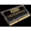 Corsair 4GB DDR3 1333MHz SODIMM notebook memória