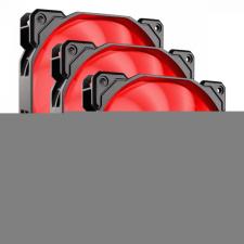 Corsair Air Series AF120 LED (2018) Red Fan Triple Pack hűtés
