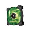 Corsair Air Series SP120 LED 120mm Zöld rendszerhűtő (CO-9050022-WW)