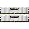 Corsair DDR4 16GB 3000MHz Corsair Vengeance LPX White CL16 KIT2 (CMK16GX4M2D3000C16W)