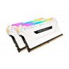 Corsair DDR4 16GB 3200MHz Corsair Vengeance RGB PRO White CL16 KIT2 (CMW16GX4M2C3200C16W)