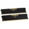 Corsair DDR4 32GB PC 2400 CL14 CORSAIR KIT (2x16GB) Vengeance Black  CMK32GX4M2A2400C14