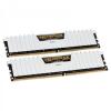 Corsair DDR4 32GB PC 2666 CL16 CORSAIR KIT (2x16GB) Vengeance White  CMK32GX4M2A2666C16W