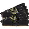 Corsair DDR4 64GB PC 2400 CL14 CORSAIR KIT (8x8GB) Vengeance Black  CMK64GX4M8A2400C14