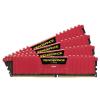 Corsair DDR4 Corsair Vengeance LPX Red 16GB (4x4GB) 2666MHz CL16 1.2V