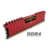 Corsair DDR4 Corsair Vengeance LPX Red 32GB (4x8GB) 2400MHz PC4-19200 CL14 1.2V