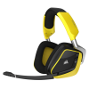 Corsair Gaming Void Pro RGB Wireless Dolby 7.1 Gaming Headset Black/Yellow (EU)