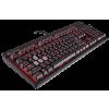 Corsair mechanikus gaming billentyűzet; K63 - Red LED - Cherry MX Red (NA)