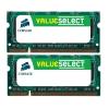 Corsair ValueSelect 4GB (2x2GB) DDR2 800MHz VS4GBKIT800D2 (VS4GBKIT800D2)