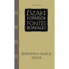 Corvina Kiadó - BRENNU-NJÁLS SAGA - ÉSZAKI FORRÁSOK -FONTES BOREALES ajándékkönyv